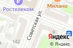 Схема проезда до компании Сфера, КПК в Йошкар-Оле