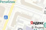 Схема проезда до компании Верховный Суд Республики Марий Эл в Йошкар-Оле