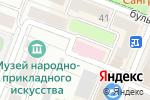 Схема проезда до компании Стоматологическая поликлиника г. Йошкар-Олы в Йошкар-Оле