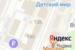 Схема проезда до компании Аудит-центр в Йошкар-Оле