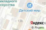 Схема проезда до компании Магазин игрушек в Йошкар-Оле