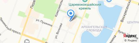 YVES ROCHER на карте Йошкар-Олы