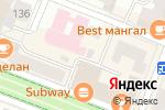 Схема проезда до компании Yulsun.ru в Йошкар-Оле
