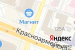 Схема проезда до компании ЦВЕТ настроения в Йошкар-Оле