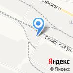 ТехОптТорг на карте Йошкар-Олы