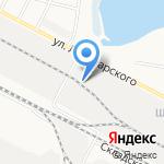 КВАРТАЛ на карте Йошкар-Олы