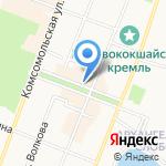 Avon на карте Йошкар-Олы