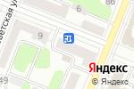 Схема проезда до компании Отделение Пенсионного фонда России по Республике Марий Эл в Йошкар-Оле