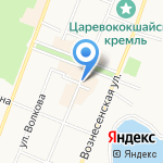 Российский трикотаж для всей семьи на карте Йошкар-Олы