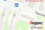 Схема проезда до компании Нижегородский референтный центр Россельхознадзора, ФГБУ в Йошкар-Оле