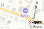 Схема проезда до компании КРОВЛЯ-СЕРВИС в Йошкар-Оле
