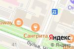 Схема проезда до компании Деньгимигом в Йошкар-Оле