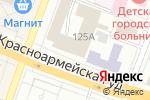 Схема проезда до компании Y-ola12.ru в Йошкар-Оле
