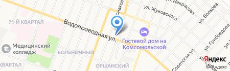ДИАЛКОМ на карте Йошкар-Олы
