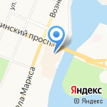 O`STIN на карте Йошкар-Олы
