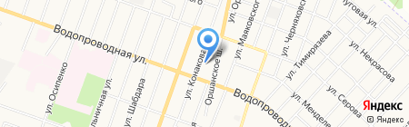 Капремонт на карте Йошкар-Олы