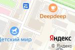 Схема проезда до компании Информатика, ГК в Йошкар-Оле