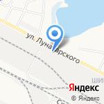 ЦСК Марий Эл на карте Йошкар-Олы
