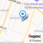 БИС КЛИНИНГ на карте Йошкар-Олы
