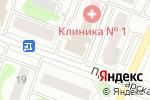 Схема проезда до компании Банкомат, Ханты-Мансийский банк Открытие, ПАО в Йошкар-Оле