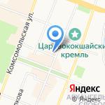 Юридическая фирма на карте Йошкар-Олы