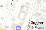Схема проезда до компании Капремонт в Йошкар-Оле