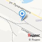 ПунктАвто на карте Йошкар-Олы