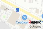 Схема проезда до компании Магазин строительных и отделочных материалов в Йошкар-Оле
