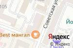 Схема проезда до компании Эстет в Йошкар-Оле