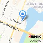 РЕВИЗОРЪ на карте Йошкар-Олы