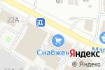 Схема проезда до компании Сантехпласт в Йошкар-Оле