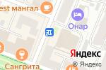 Схема проезда до компании КАМЕЙЯ в Йошкар-Оле