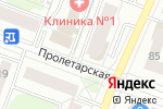 Схема проезда до компании Сеть магазинов цветов в Йошкар-Оле