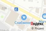 Схема проезда до компании Электрик в Йошкар-Оле