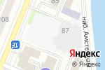 Схема проезда до компании Марийский республиканский театр-центр для детей и молодежи в Йошкар-Оле