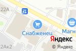 Схема проезда до компании Салон мебели в Йошкар-Оле