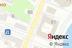 Схема проезда до компании Архиерейское подворье г. Йошкар-Олы в Йошкар-Оле