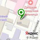 Местоположение компании СК Восход