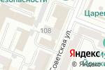 Схема проезда до компании Формула Уюта в Йошкар-Оле