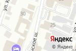 Схема проезда до компании Авторемонт-ГАЗ в Йошкар-Оле