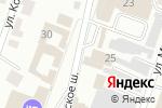 Схема проезда до компании Колесо в Йошкар-Оле
