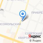 Первая коллегия адвокатов Республики Марий Эл на карте Йошкар-Олы