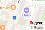 Схема проезда до компании Континент в Йошкар-Оле