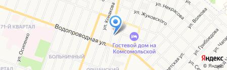 Муравей12 на карте Йошкар-Олы
