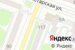 Схема проезда до компании КомиС-СБ в Йошкар-Оле