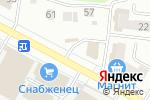 Схема проезда до компании Агропромзапчасть в Йошкар-Оле