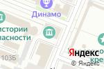 Схема проезда до компании Царевококшайский Кремль в Йошкар-Оле