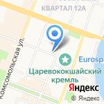 Марийский мемориальный народный музей истории ГУЛАГа на карте Йошкар-Олы