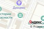 Схема проезда до компании Арт-студия в Йошкар-Оле