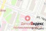 Схема проезда до компании Детская поликлиника №1 в Йошкар-Оле